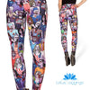 ZOMBIE NATION LEGGINGS