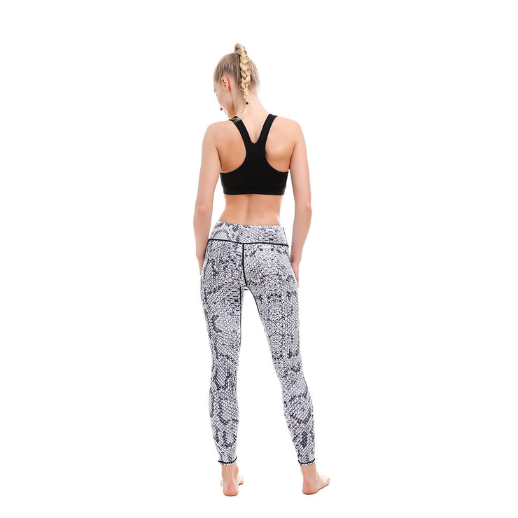 LOTUSX™ Sexy Cobra Leggings - Lotus Leggings