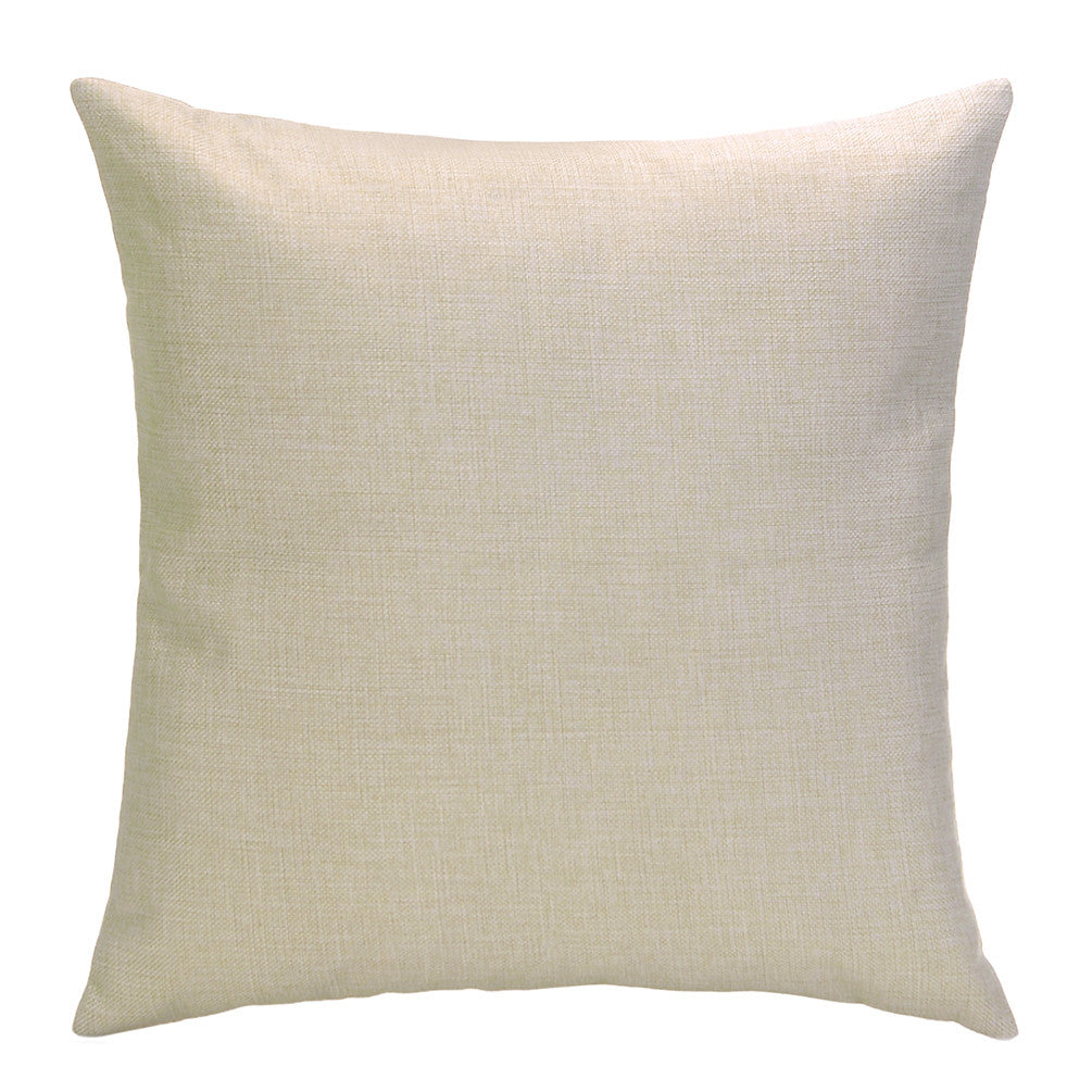 All Smiles Here Pillow Cover
