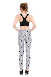 Hexagone Leggings - Lotus Leggings