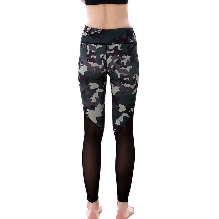 Camo MaxReveal Leggings - Lotus Leggings