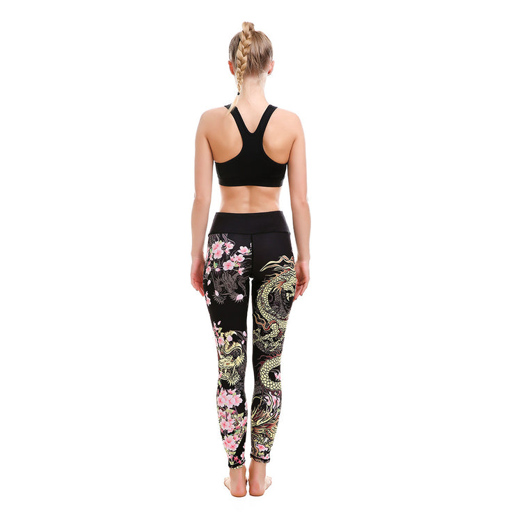 LOTUSX™ Fearless Blossom Leggings - Lotus Leggings