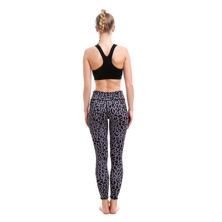 LOTUSX™ Cheetah Girl Leggings - Lotus Leggings