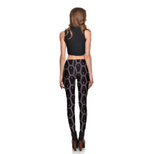 Coffin Leggings - Lotus Leggings