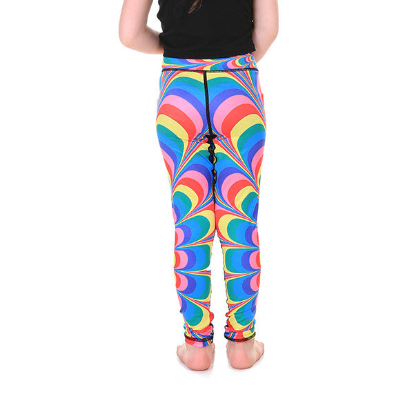LotusX™ Kid's Groovy Leggings - Lotus Leggings