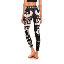 LotusX™ Hieroglyphics Leggings - Lotus Leggings
