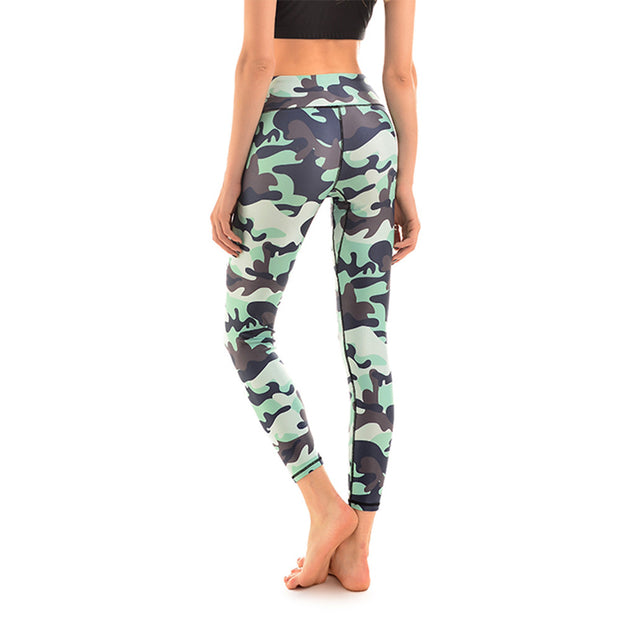 LotusX™ Camo Leggings - Lotus Leggings