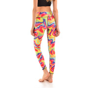 LotusX™ TyeDye Leggings - Lotus Leggings