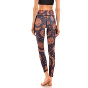 LotusX™ Sun and Moon Leggings - Lotus Leggings