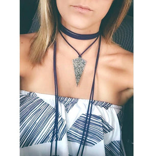 The Zeppelin Choker