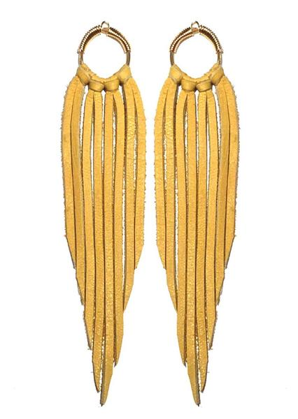 Signature Fringe Earrings
