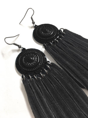Floyd Fringe Earrings
