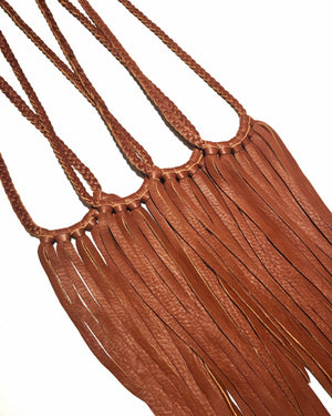 Daytripper Fringe Necklace