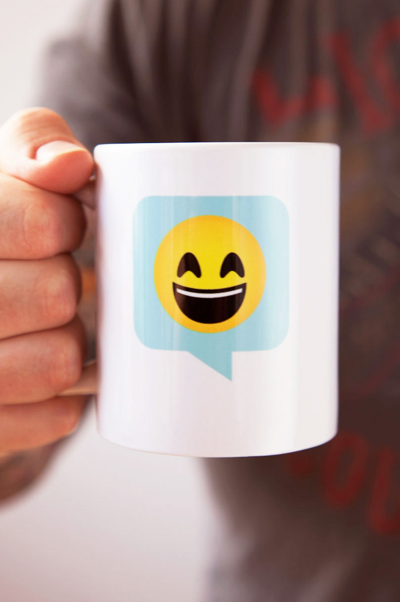 Emojimates Emoji Mugs - One for each of your Moods
