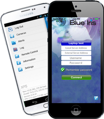 Blue Iris 4.0 by Perspective Software