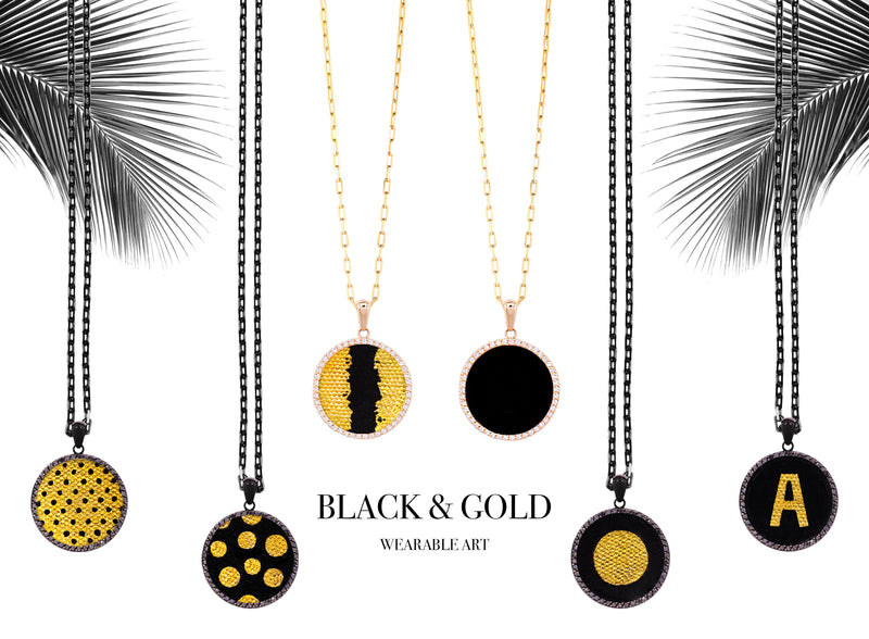 Locket Black