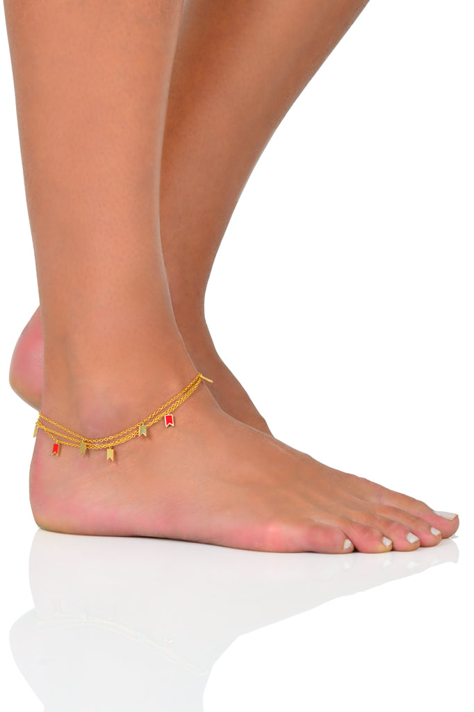 Lucky Anklet