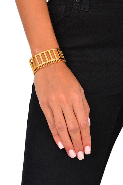 Medium Stripe Bracelet