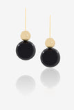 Drop Sphere Earring