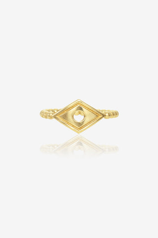 Rhomboid Ring