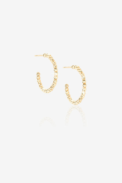 Medium Hoop Earring