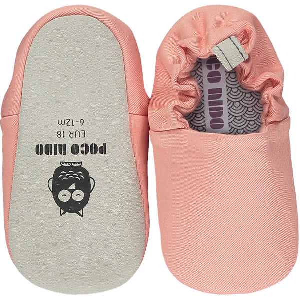 Vegan Shoes: Galah Pink Mini Shoes