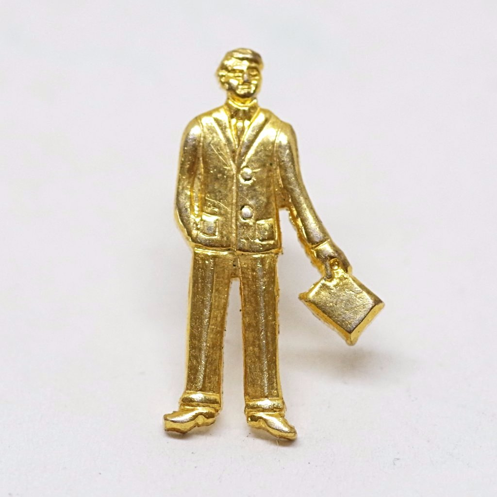 Little Lawyer Pin