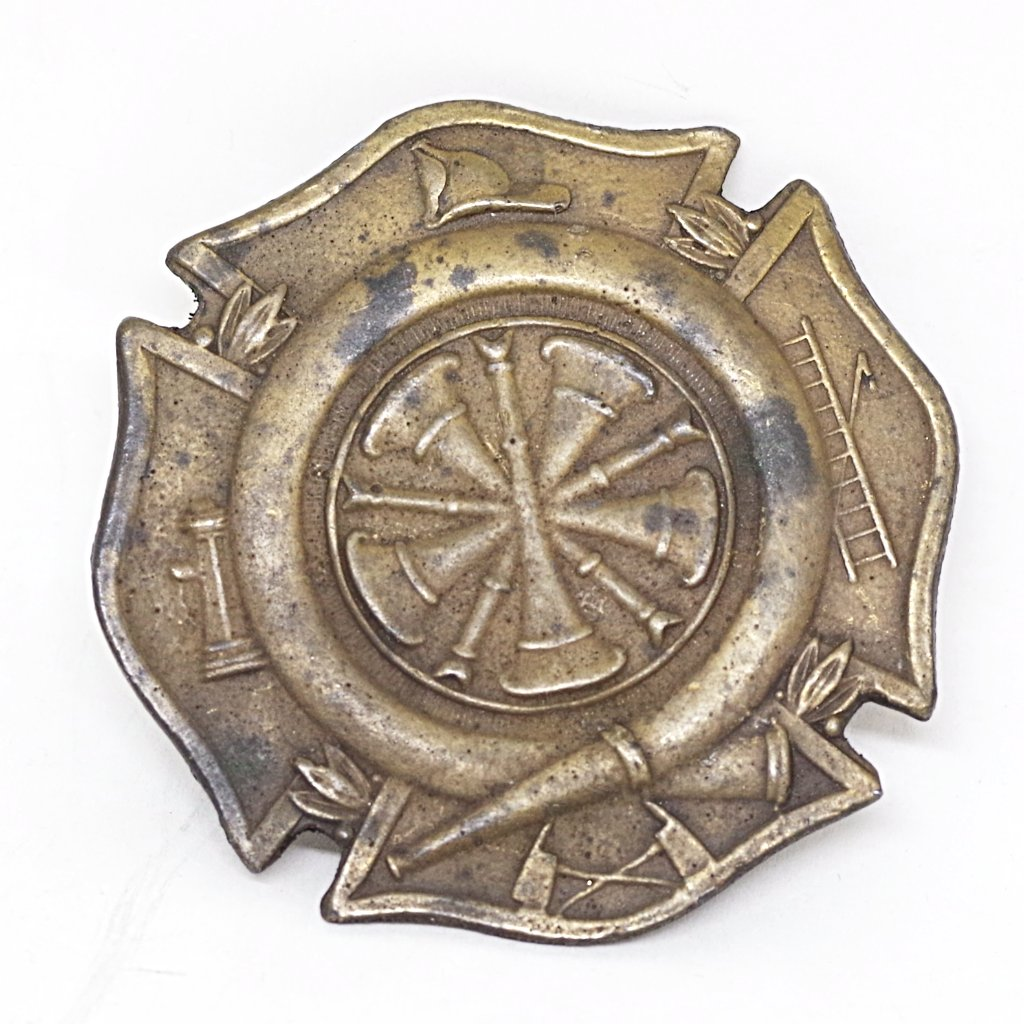 The Firefighter's Belt Buckle