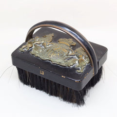 Vintage Dunhill Crest Clothing Brush