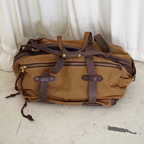 Filson Dual-Compartment Duffle Bag
