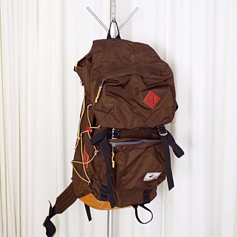 Large Vintage Caribou Mountaineering Expedition Backpack