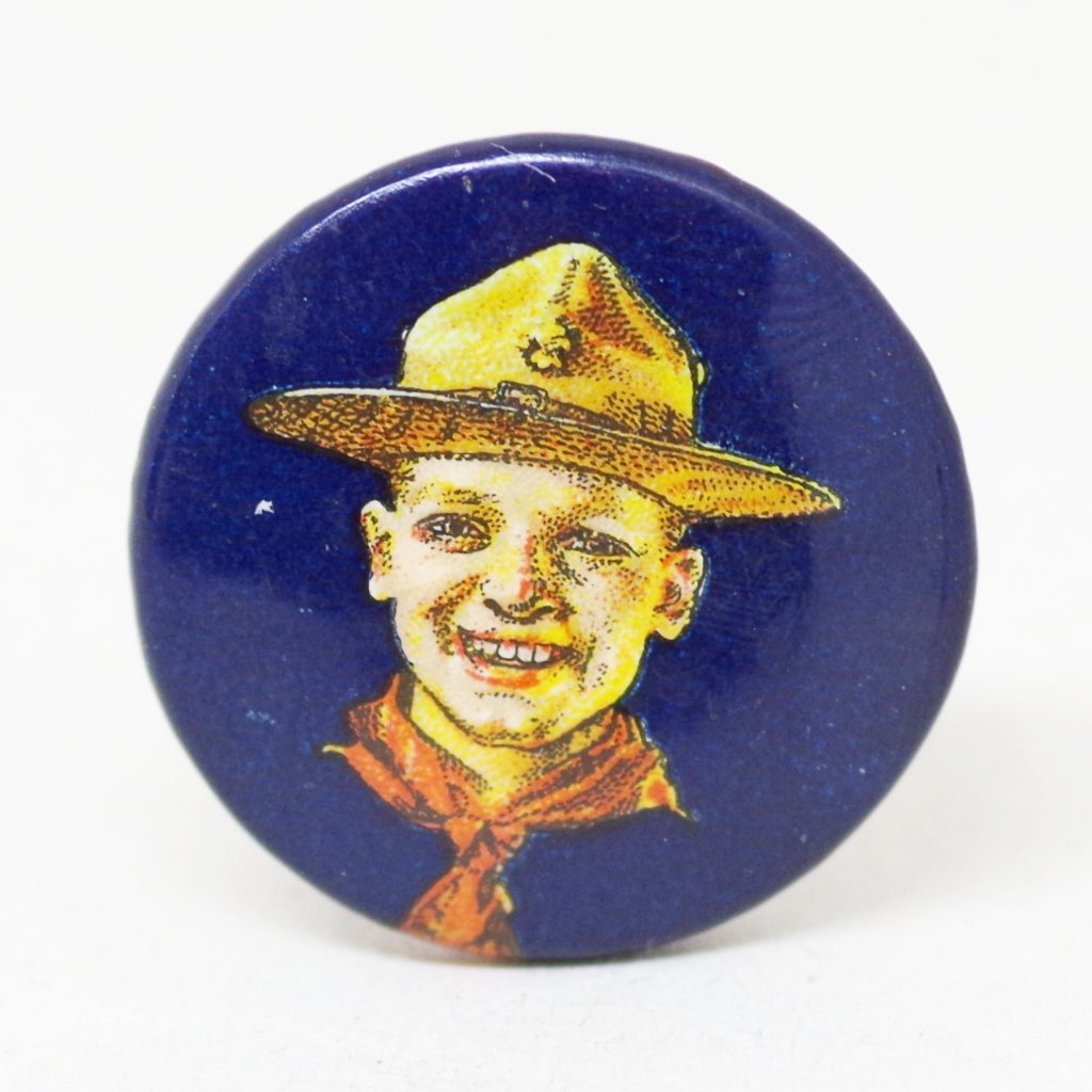 Vintage Boy Scout Pin