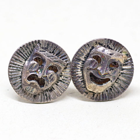 Dramatic Actor's Cufflinks