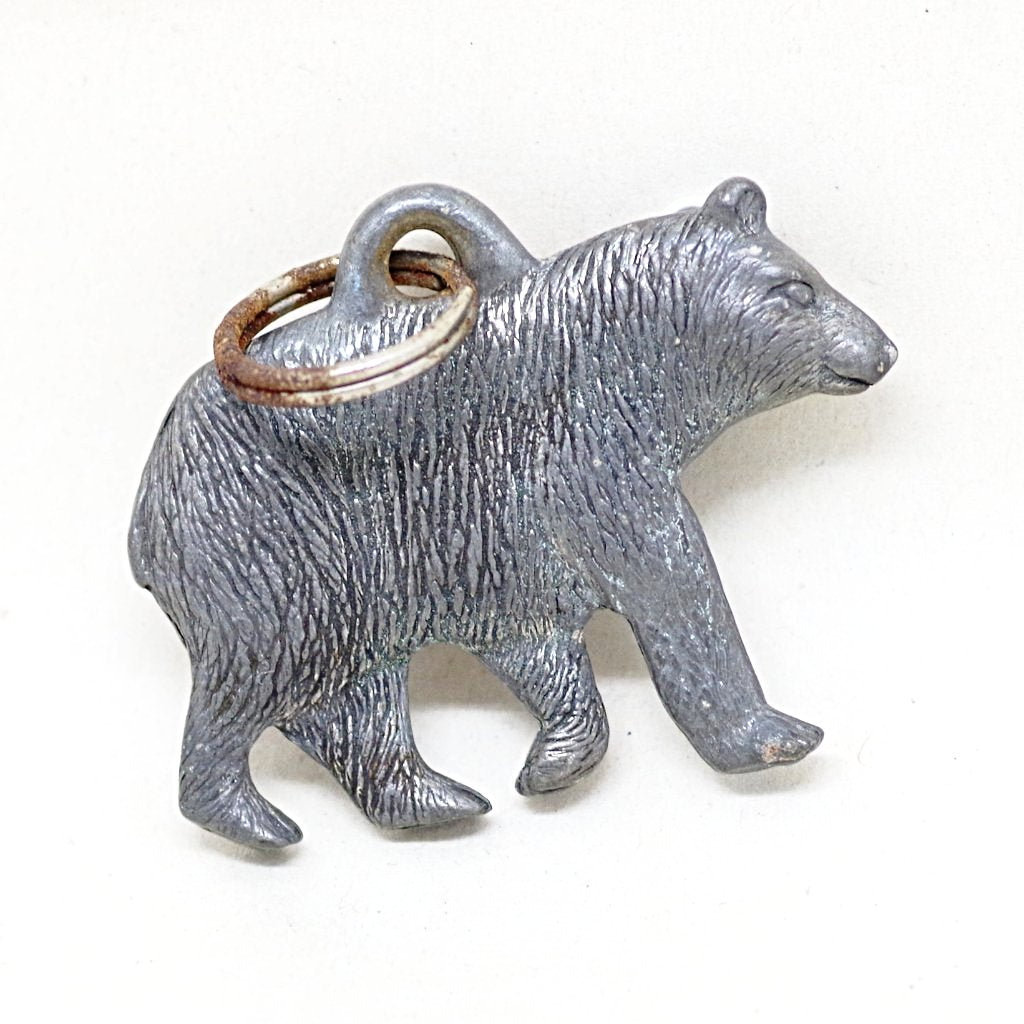 Happy Bear Keychain