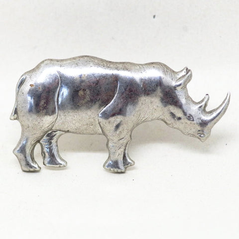 Big Rhino Pin