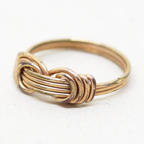 Gold Fill Wire Ring