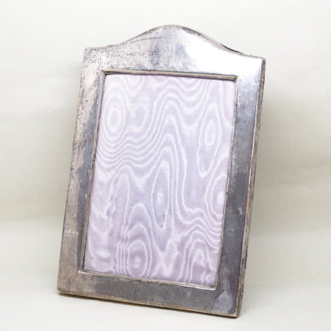 Silver Standing Picture Frame