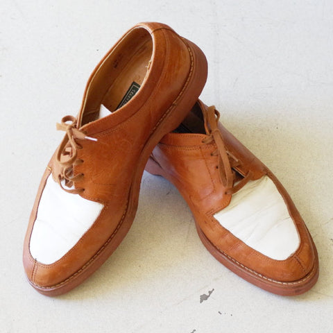 Vintage Ralph Lauren Polo Country Spectator Shoes- 10D