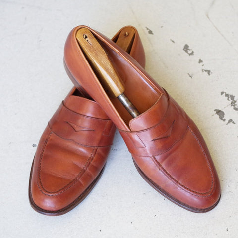 Polo Ralph Lauren English-Made Penny Loafers- 13D