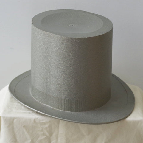 Vintage Top Hat Display