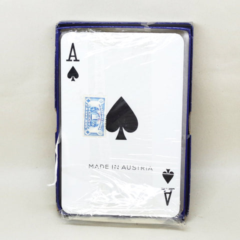 NOS Oversized Playing Cards