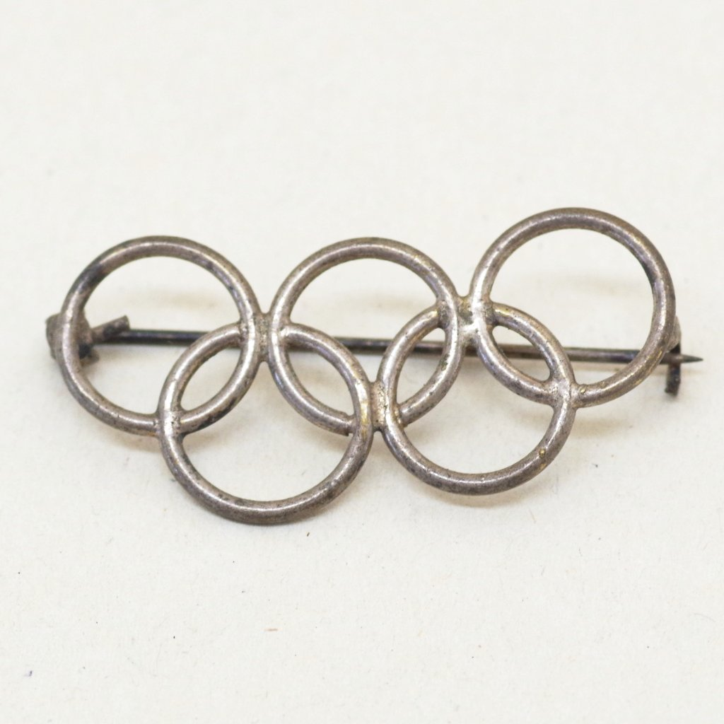 Olympic Ring Pin