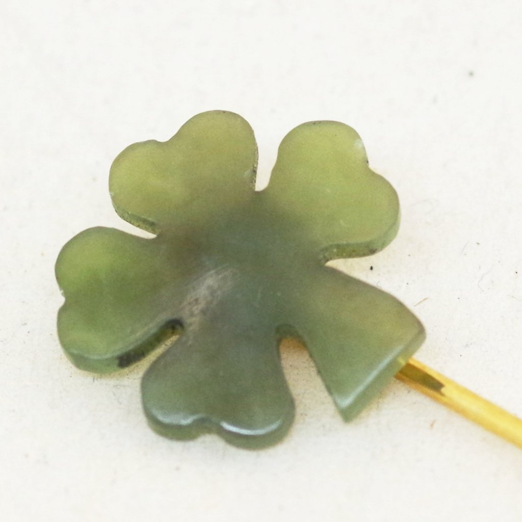 Four Leaf Clover Stick Pin