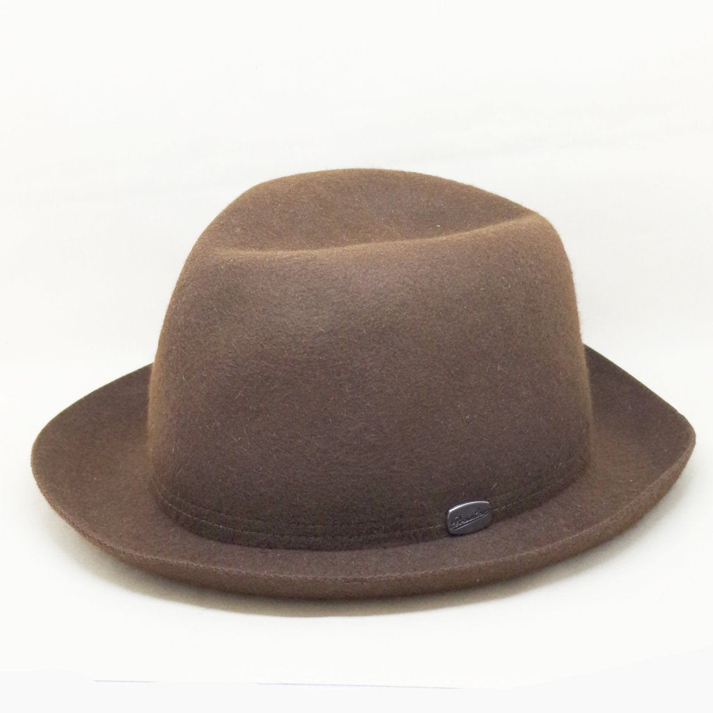 4624b6e14 Borsalino Beaver Fedora- 7 3/8 – Put This On