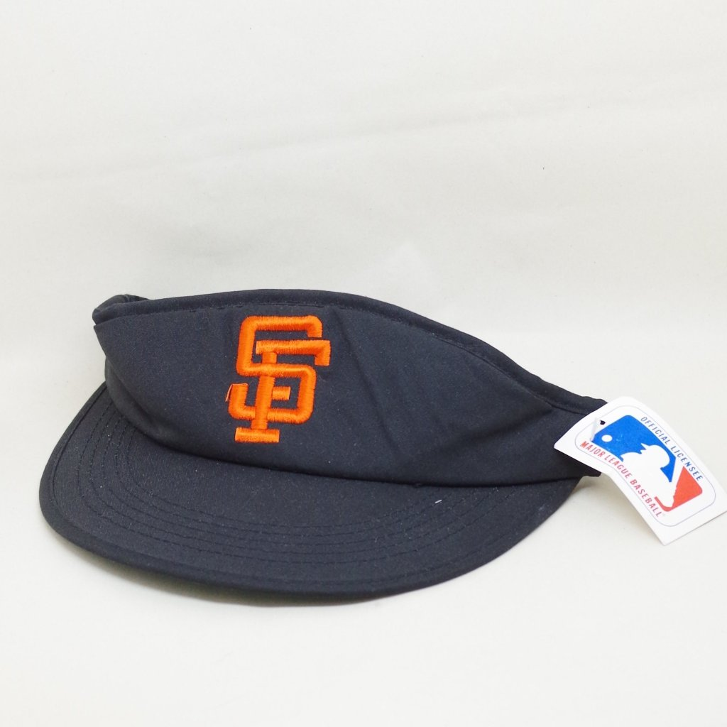 1980s NOS San Francisco Giants Visor