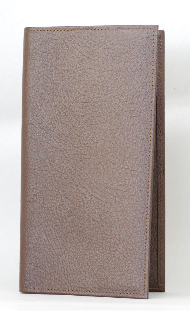 Dante Brown Leather Pocketbook
