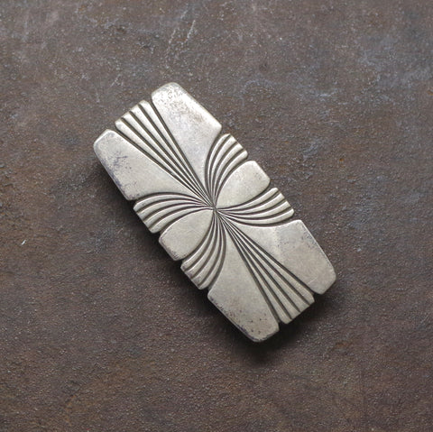 Swooping Sterling Money Clip