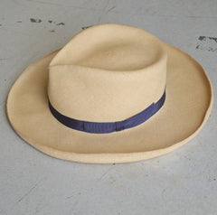 Fine Weave Paul's Hat Works Panama Hat- 7
