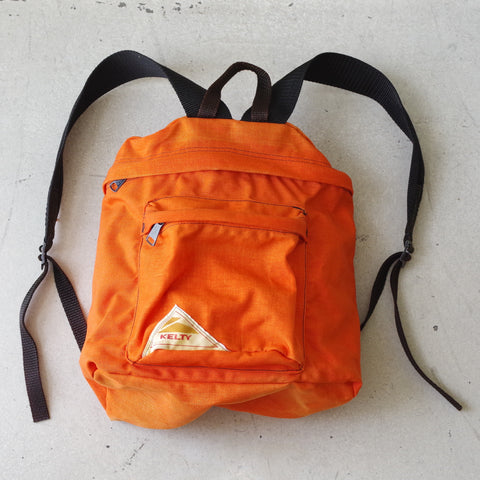 1970s Orange Kelty Backpack