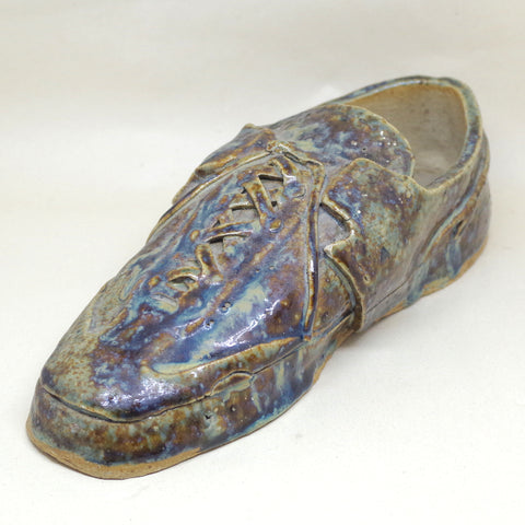 Handmade Ceramic Shoe